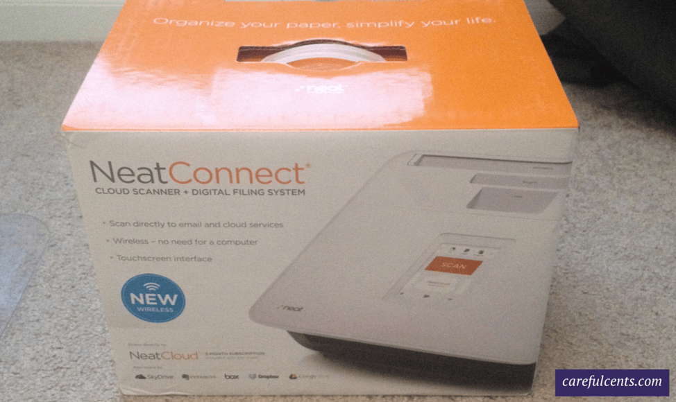NeatConnect digital scanner review
