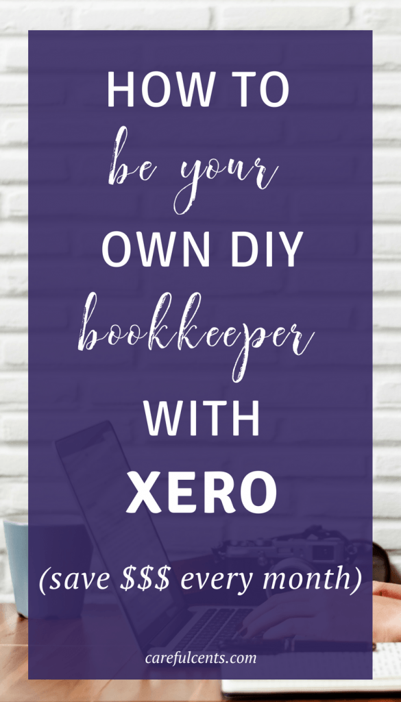 You can save hundreds of dollars every month by being your own DIY bookkeeper! Learn how to use Xero Accounting for your small business or freelance work and do the bookkeeping admin tasks yourself.