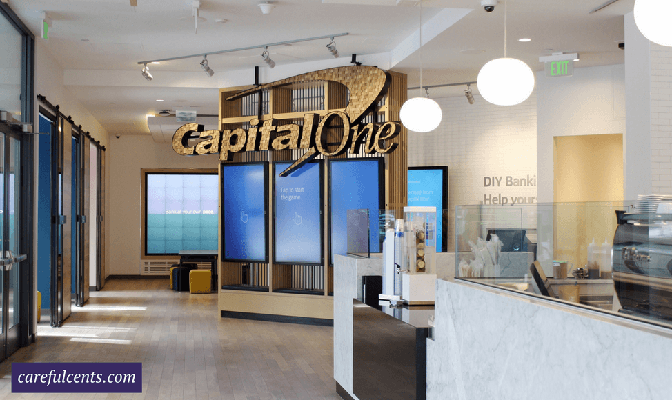 what is a capital one cafe