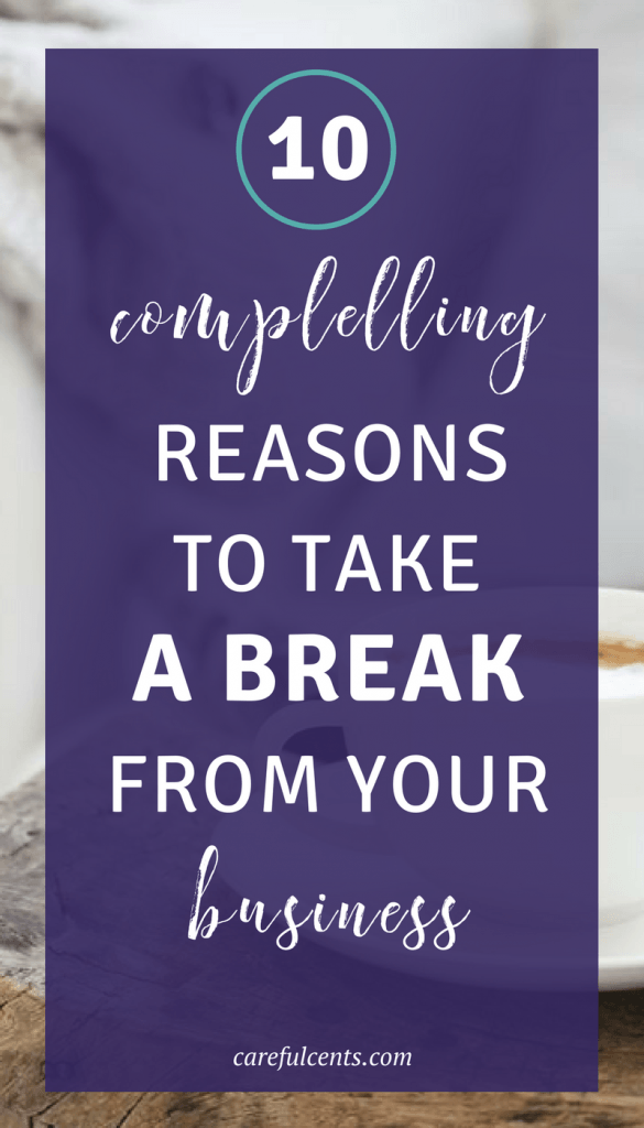 This came at the perfect time as I really need to take a break from my business. This post shares 10 compelling reasons why you need a career break or take time off to travel and getaway. You deserve it!