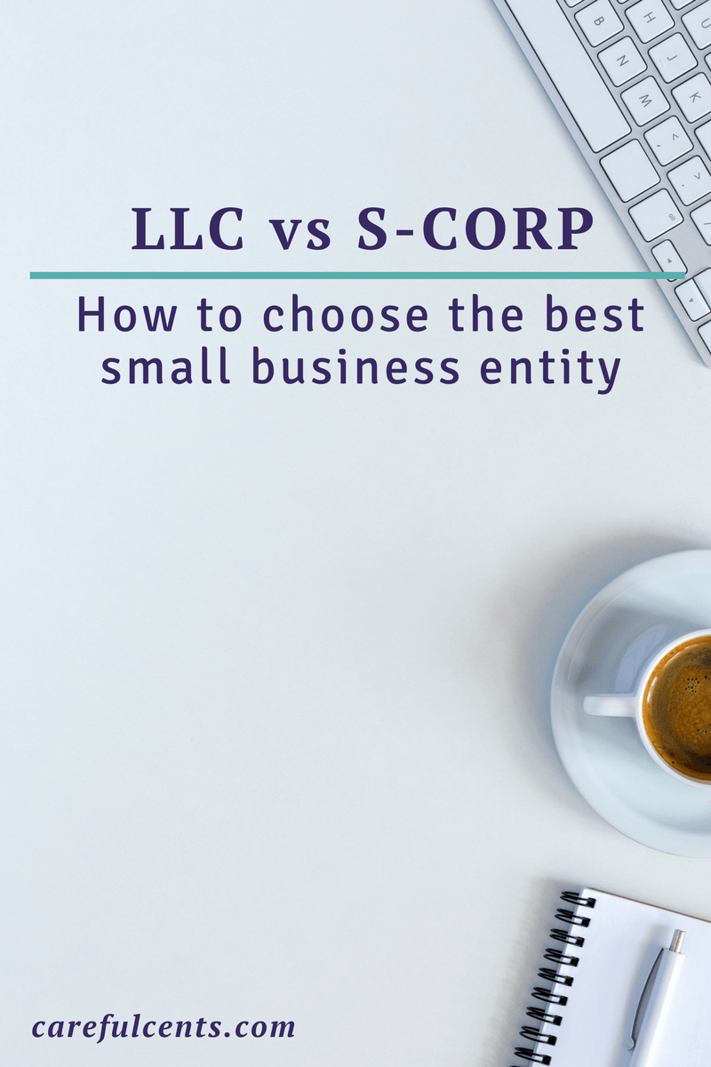 Should you be an LLC or S Corp? How to choose a business entity that's right for you. Whether its a sole proprietorship, LLC, partnership, C corporation, S corp etc.